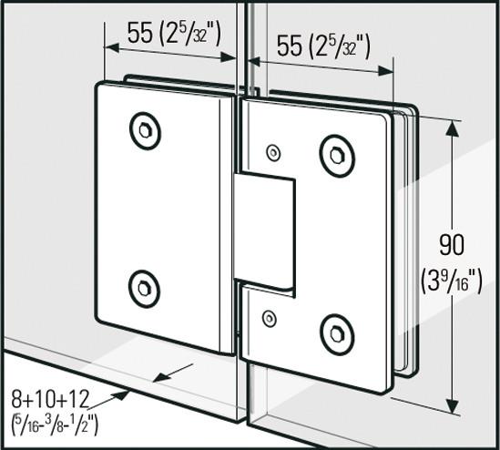 how to fix glasses hinge
