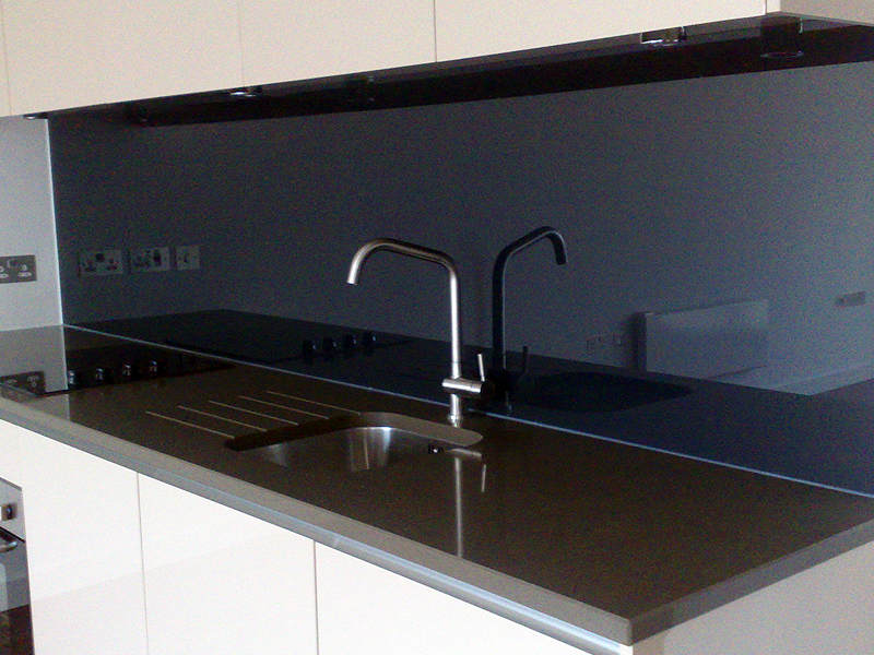 Coloured Glass Splashbacks - Order Online - Glasstops UK